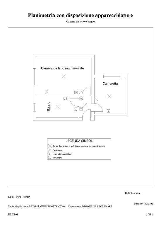 Software per elettricisti e idraulici esempi stampa for Software per planimetrie
