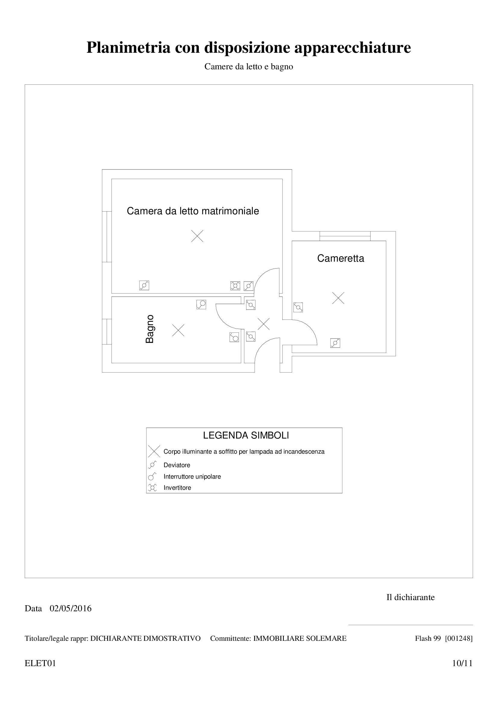 Dichiarazione Di Conformita Modulistica In Base Al Dm 37 08